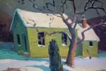 Chartreuse House by Carl Frederick Gaertner