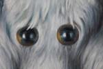 Animal Monumental oil on canvas Painting: