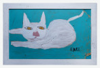 White Cat by Earl Swanigan