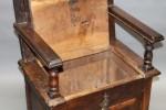 Elizabethan Period Monks Armchair