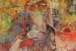 Mujer y Jaula (Woman and a Birdcage) by Emilio Grau-Sala