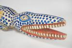 Folk Art Mali Crocodile