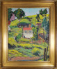 West Virginia Hill Side by George Gustav Adomeit