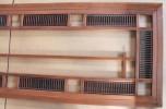 A Japanese Ranma Transom, Pine