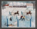 Hockey by Einar (Johan Einar) Jolin