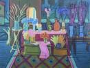 Studio Scene by Joseph Benjamin O'Sickey