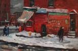 Lower Eastside, NYC by Louis Bosa