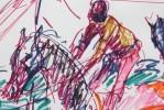 Pulling Up the Horses by Joseph Benjamin O'Sickey