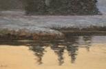 Female Moose in River by Paul Colbrun
