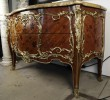 Kingwood, Satinwood, Ebony, Glit Bronze Decorative Art: