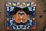 Orange Portait by Richard Ritter