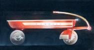 Coaster Wagon, The Murray Ohio MFQ Co. by Viktor Schreckengost