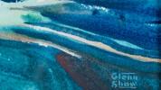 Landscape Watercolor Painting: