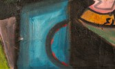 Abstract Still Life Oil on Canvas Painting: