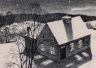 Charlotte Joan Sternberg (American 1920-2003) The Last Chore