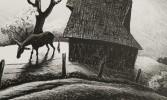 Rainy Day by Thomas Hart Benton