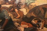 Washerwomen By The Loire by Frank Nelson Wilcox